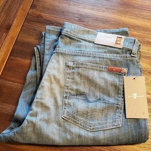 **RELAXED FIT** 7 FOR ALL MANKIND JEANS